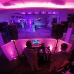 DJ Lee First Dance with Smoked Dance Floor