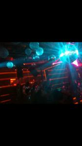 Disco Themed Dance Floor