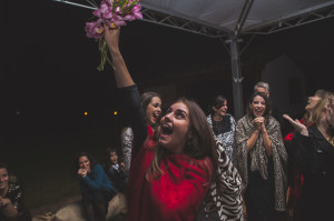 Catching the Boquet in Brazil!!